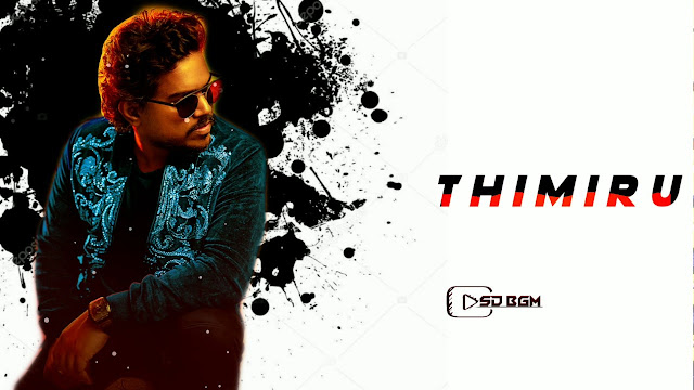Thimiru Bgm Theme Ringtone - Mp3 Download