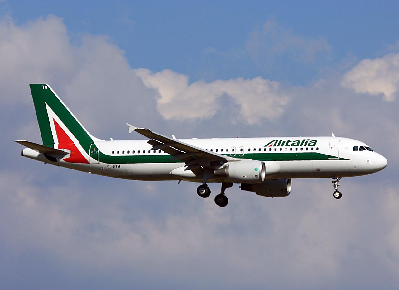 Alitalia Vola a Pechino - canzone luglio 2016