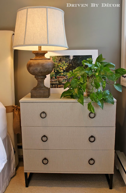 official photos f9c15 cdc36 IKEA Hack: Fabric Covered TRYSIL Chest | Driven by Decor