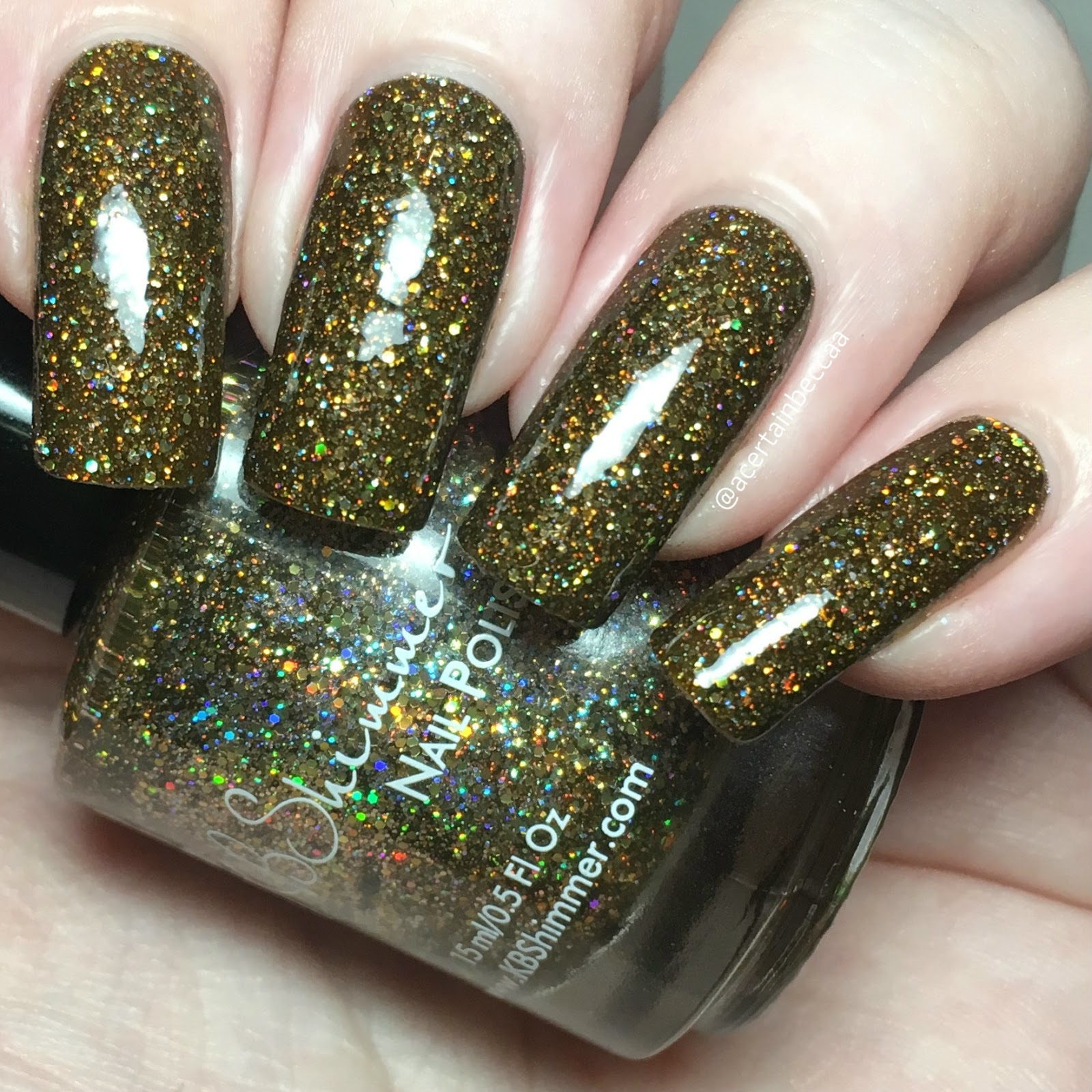 A Certain Becca Nails: KBShimmer Fall Collaboration Collection ...