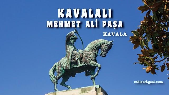 KAVALALI MEHMET ALİ PAŞA