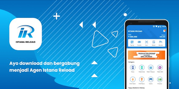 aplikasi android istana reload