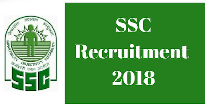 Advertisement of Staff selection commission SSC General Duty GD Constable post 54953 year 2018