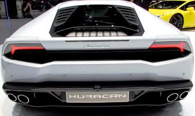 Spesifikasi dan Harga Lamborghini Huracan Oktober 2017