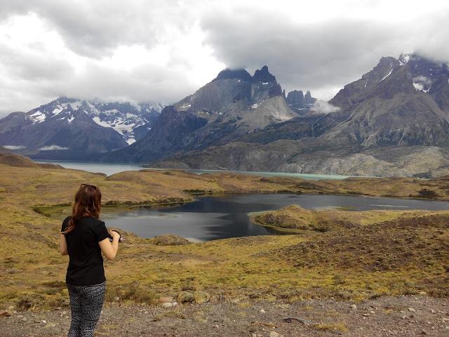 Mirador Lago Nordenskjold, Torres del Paine