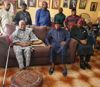 The issue of security must be approached from a different dimension: GEJ