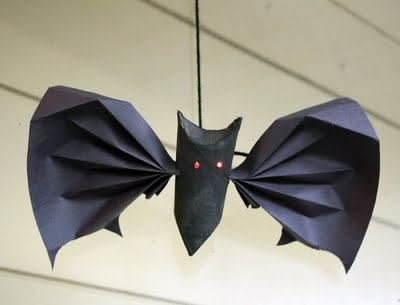 Bat Craft Ideas To Complement Writing Projects