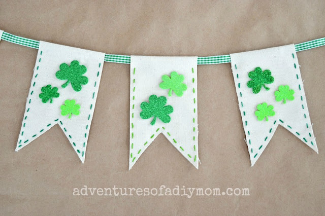How to Make a St. Patrick's Day Banner