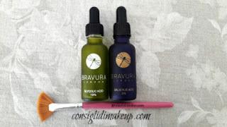Perché esfoliare la pelle e i benefici dei peeling chimici