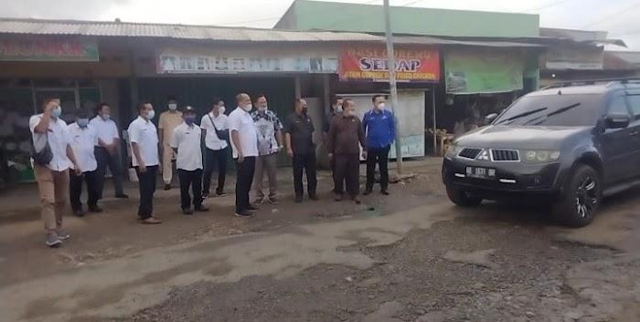 Komisi III DPRD Lamsel Usulkan Peningkatan Salah Satu Ruas Jalan di Jati Agung