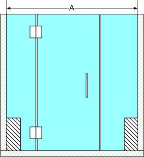In Line Enclosure Panel Door Panel 1