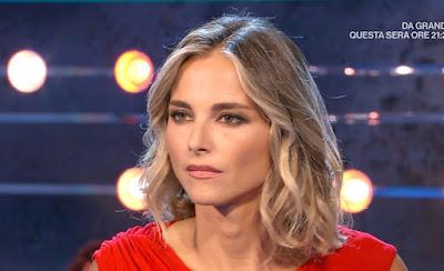 Francesca Fialdini foto prima puntata ascolti TV da noi a ruota libera