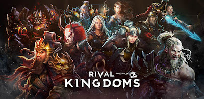 Rival Kingdoms (MOD, No Skill CD) APK + OBB For Android