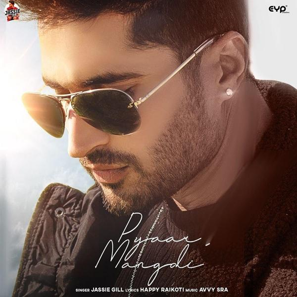 Pyaar Mangdi MP3 Song Download - Jassie Gill