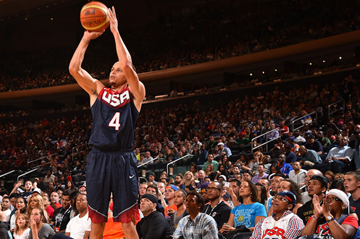 Curry Wants To Play For Team USA In 2020