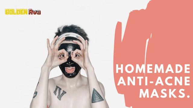 4 Homemade anti-acne Masks