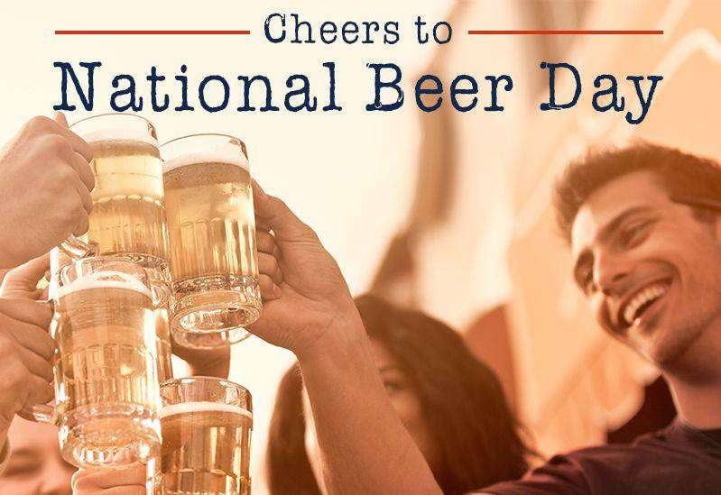 National Beer Day Wishes