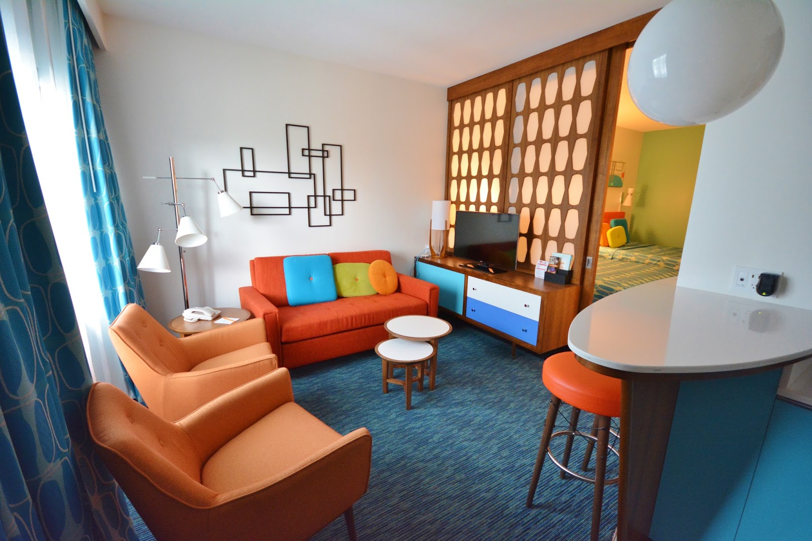 Life With 4 Boys Universal S Cabana Bay Beach Resort A Refreshing The Tower Family Suite