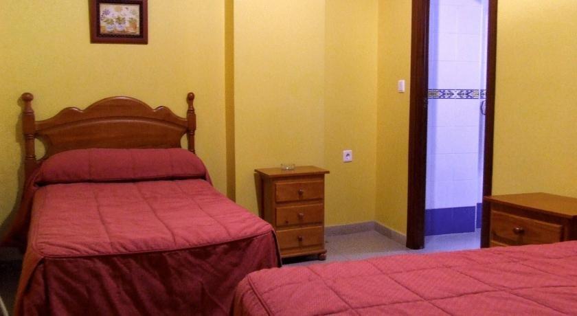 Habitaciones Hostal Pensión Macarena Sevilla