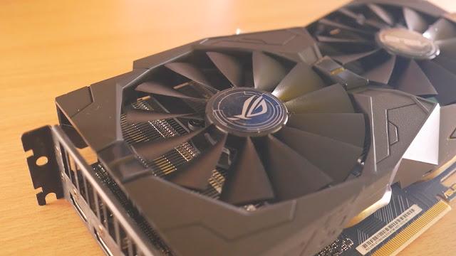ASSU ROG STRIX GTX 1650 4GB OC REVIEW