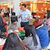 Jefas de hogar de Linares aprenden a crear y emprender mediante el reciclaje y el cuidado del medioambiente