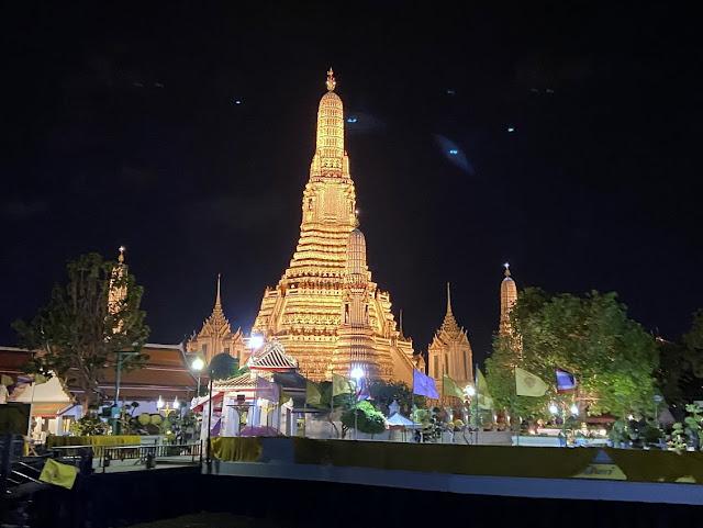 wat arun templo do amanhecer