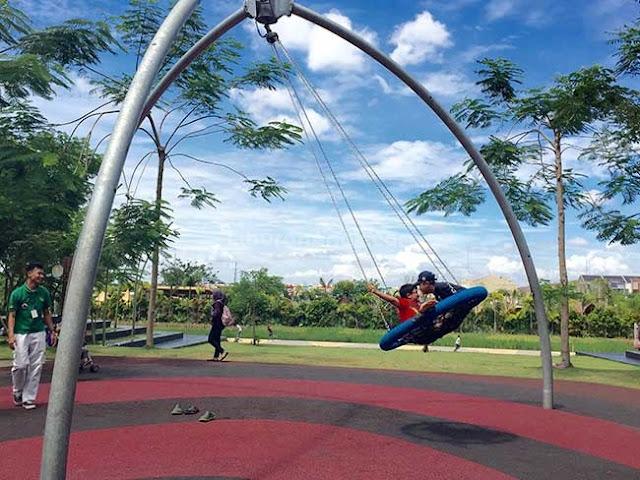 Lagi Hits di Instagram: Taman Scientia di Tangerang