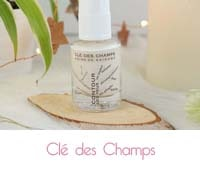 Clé des Champs  soins bio Made in France