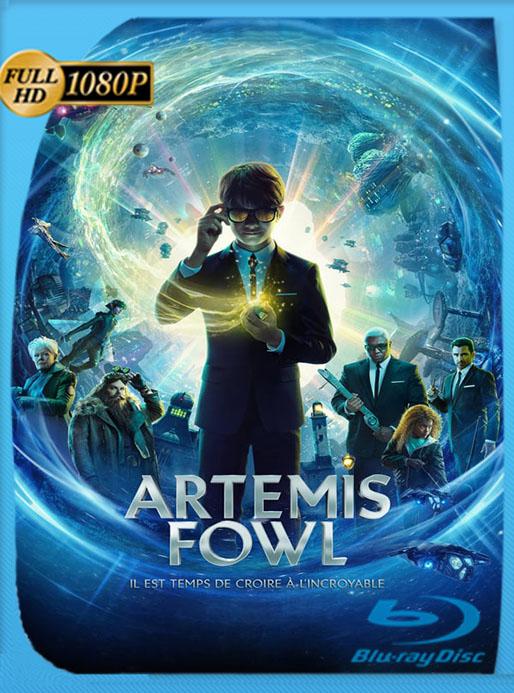 Artemis Fowl: El mundo subterráneo (2020) 1080p WEB-DL Latino [GoogleDrive] Tomyly