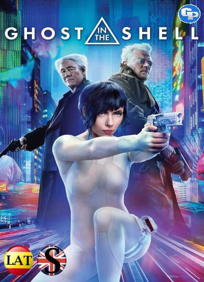 Ghost in the Shell: La Vigilante del Futuro (2017) HD 720P LATINO/INGLES