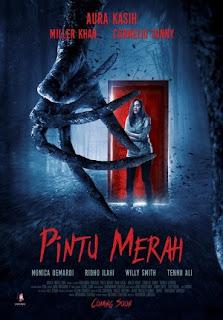 Sebuah Film Horror Indonesia Terbaru Produksi Kanta Indah Film Review Pintu Merah 2019 Bioskop