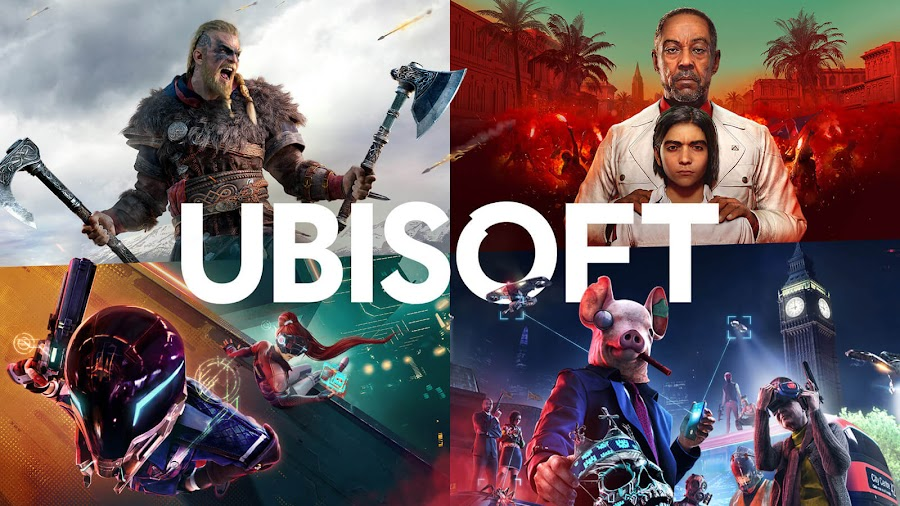 ubisoft forward event july 2020 assassin's creed valhalla brawlhalla far cry 6 hyper scape might & magic: era of chaos rainbow six siege tom clancy's elite squad watch dogs: legion video game twitch youtube
