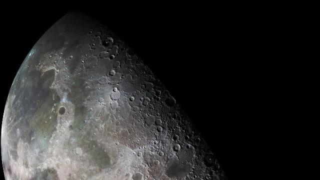 Η NASA ανίχνευσε παγιδευμένο νερό στη Σελήνη