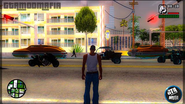 GTA San Modern Car Pack 2021 Free Download