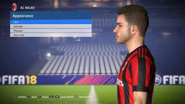 Andre Silva Face PES 2017
