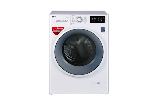 LG FHT1065SNW 6.5 Kg Front Load Washing Machine