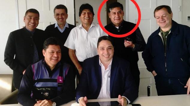 Fiscal General gestiona interrogar a Morales en México