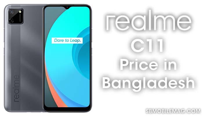 Realme C11, Realme C11 Price, Realme C11 Price in Bangladesh
