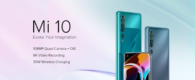 Buy Mi 10 5G At 10% Instant Discount, Special Offer