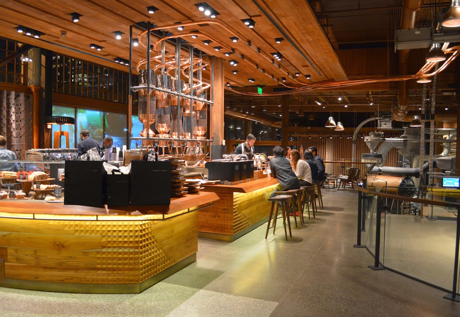 Seattle S Urbanspoon And Zomato Event At Starbucks Reserve Roastery And Tasting Room