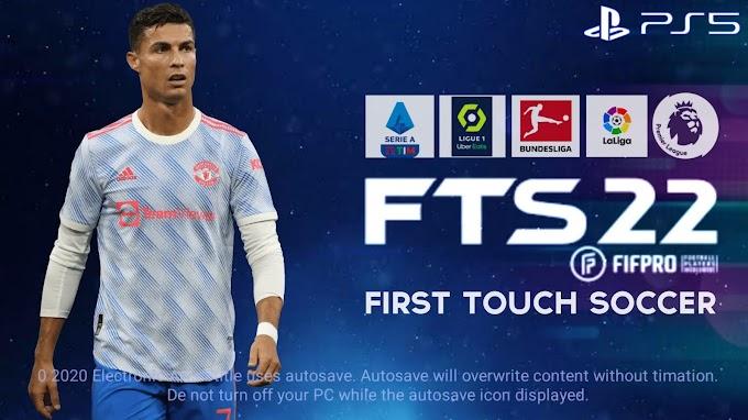 FTS 22 Download Latest Version High Graphics Apk+Obb+Data (September 20)