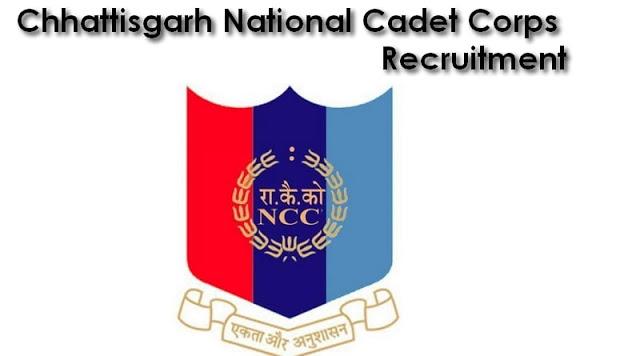 National Cadet Corps Chhattisgarh Recruitment