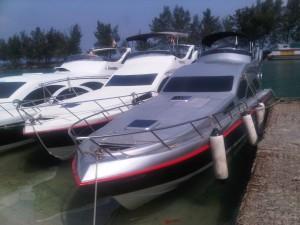 Paket Speedboat - Paket Pulau Pari