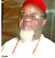 WHY I PREFER RESTRUCTURING NIGERIA TO BIAFRA – EZEIFE, former anambra state gov