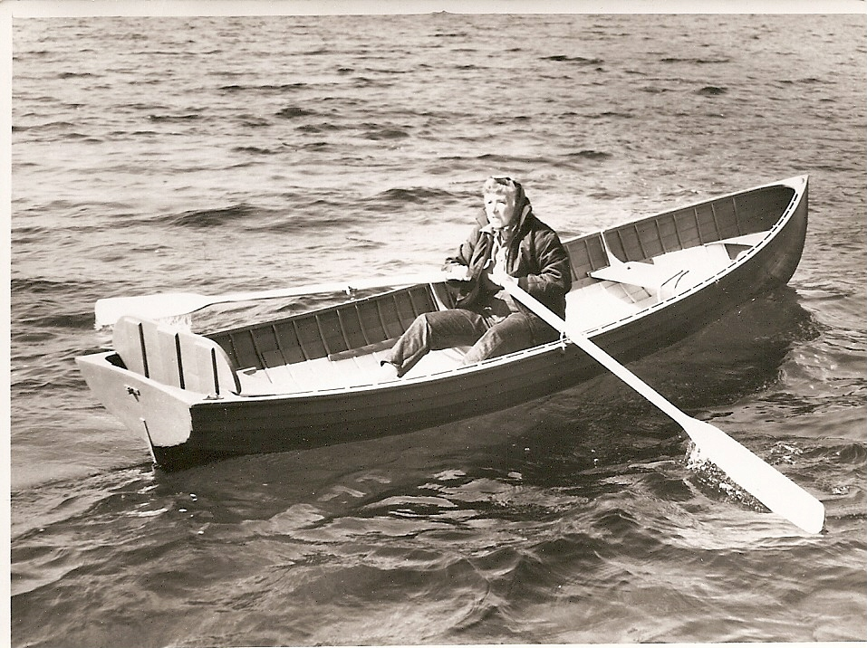 Wooden Boat Plans Wherry