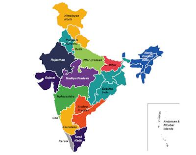 भारत में भूकंप से प्रभावित क्षेत्र