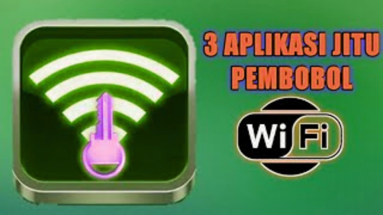3 Aplikasi Android untuk Bobol Wifi Terbaik Terbaru