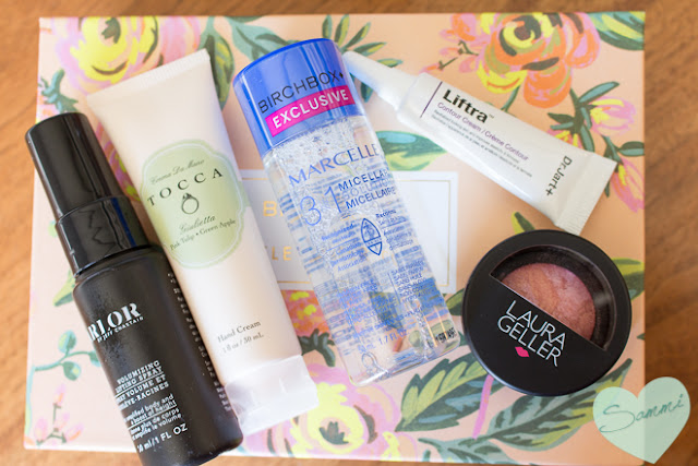 Birchbox: April 2016 Curated Box Review