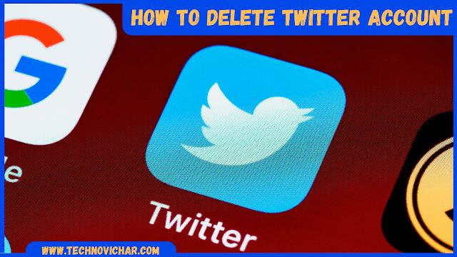 Twitter_Account_Delete_kaise_kare