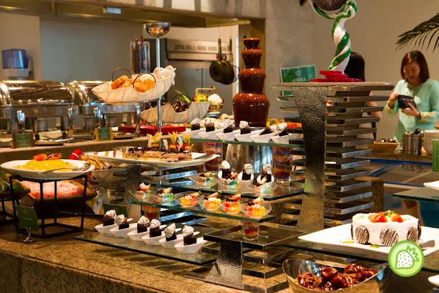 Sajian Dapur Ibunda Kitchen Art Brasserie Empire Hotel Subang